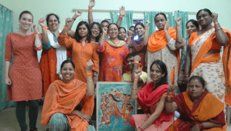 Orange Days: Say No — End Violence Against Women and Girls