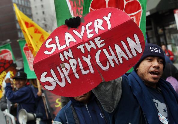 CIW Protest